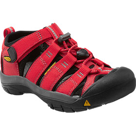 Keen Newport H2 Sandalen Kinder Ribbon Red/Gargoyle